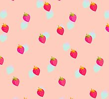Strawberry Pink by L1SKA
