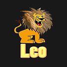 Leo Zodiac Sign  (3581 Views) by aldona