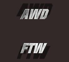 AWD FTW - GREY/METAL by DarkfireJosh
