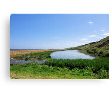 The Mere Canvas Print