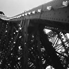 La Tour Eiffel by wildimagenation