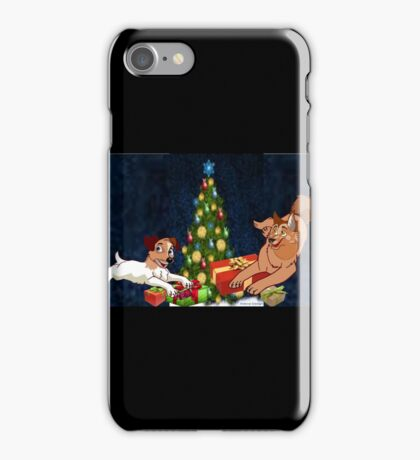 Exchange of Gifts (1807 Views) iPhone Case/Skin