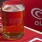 Ola ! Sagres Beer by wiggyofipswich