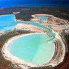 """Big Lagoon"" Shark Bay, Western Australia by wildimagenation"