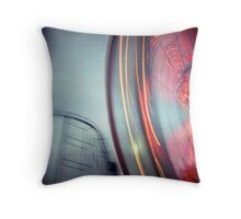 Extra Terrestrial Skyscraper  Throw Pillow