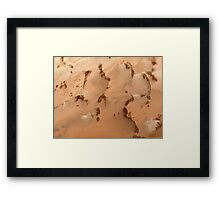 The Hidden Land – Pixie Palace Framed Print