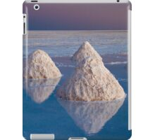 Salt mounds iPad Case/Skin
