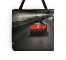 Red Triumph Tote Bag