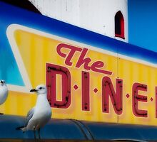 The Diner by DaveBassett