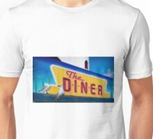 The Diner Unisex T-Shirt