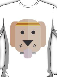 Pop Design: Fit Dog T-Shirt