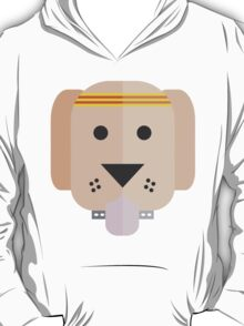 Pop Design: Fit Dog T-Shirt