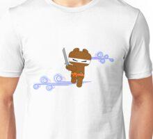 Ninja-Bear - Don't Run With Blades... Unisex T-Shirt
