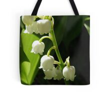 Lily of the Valley Tote Bag