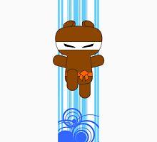 Super Flying Kick Bear-Ninja 1 Unisex T-Shirt