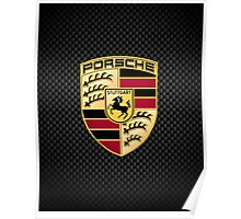 Stuttgart Carbon Fibre iPhone / Samsung Galaxy Case Poster