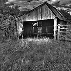 Old Stable by Mark Mair