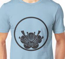 Plum Blossom (Black) Unisex T-Shirt