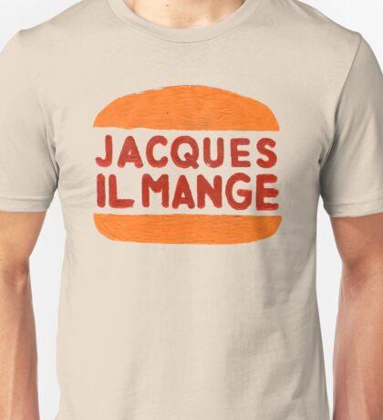polarkies - jack him eat Unisex T-Shirt
