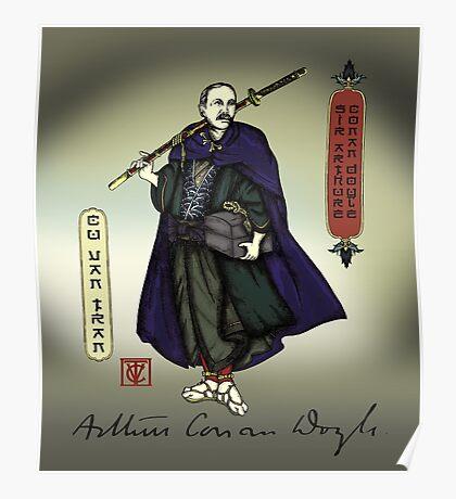 Samurai Doyle Poster