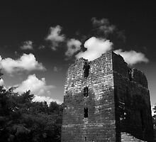 Etal Castle, Northumberland by Ryan Davison Crisp