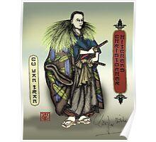 Samurai Christoper Hitchens Poster