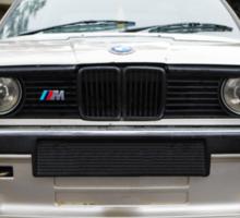 BMW M5 E30 Sticker