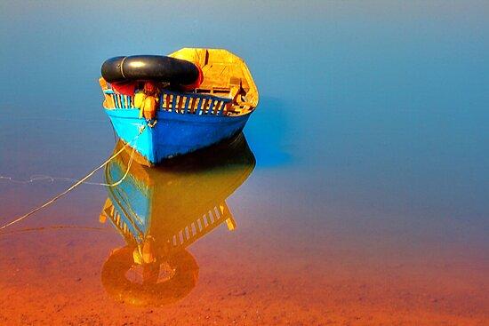 River Poems #4 by Prasad