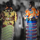 Wearing Bells (Pow Wow Series) by Dyle Warren