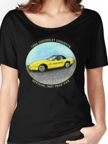 Corvette Indy Pace Car Women's Relaxed Fit T-Shirt