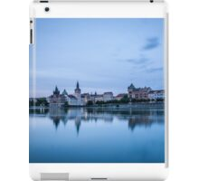Prague Riverside iPad Case/Skin
