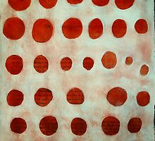 red spots by donnamalone