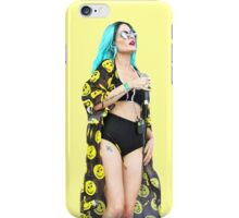 Halsey Smiley Note iPhone Case/Skin