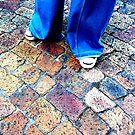 On the bricks by fourthangel