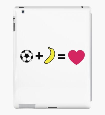 L + H = love iPad Case/Skin