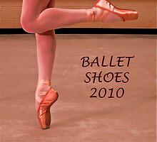 BALLET SHOES 2010 by Daniel Sorine