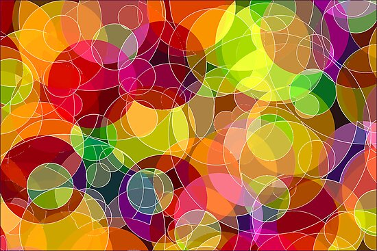 Bubble Madness by Ginny Schmidt