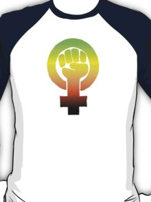 Aromantic Feminist T-Shirt