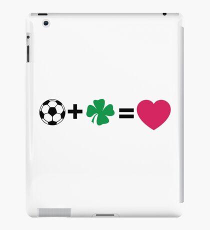 L + N = love iPad Case/Skin