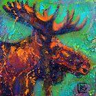 Earth Keeper: Moose by Rosemary Conroy