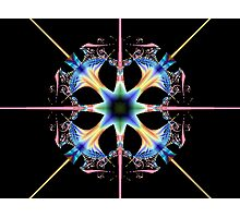 Fractal Art 48 Photographic Print