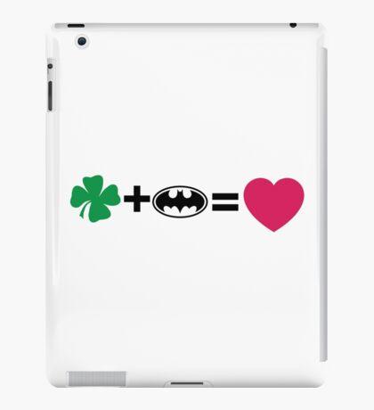 N + Li = love iPad Case/Skin