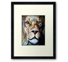 My real nature Framed Print
