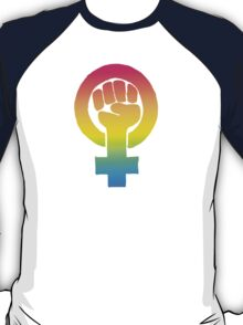 Pansexual Feminist T-Shirt