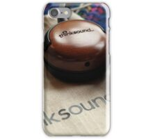 Thinksound On1 Headphones iPhone Case/Skin