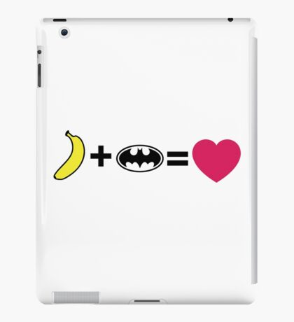 H + Li = love iPad Case/Skin