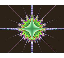 Fractal Art 49 Photographic Print