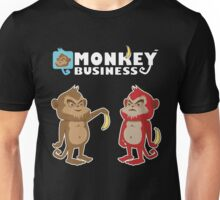 Monkey bussines Unisex T-Shirt