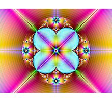 Fractal Art 50 Photographic Print