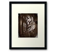 The Haunted 2 ( The Breeder) Framed Print